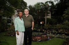 Florida Couple Suing For The Right To Garden.