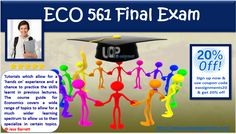 Applicants if you are looking for the eco 561 week 6 final exam answers, eco 561 final business proposal & eco/561 final examination Study Material & books then you are on right place. We are going to provide here eco 561 final exam answers uop Papers details. We inform you that you can buy eco 561 final proposal Question papers best prices. Otherwise candidates you can check other websites in the Google search for the eco 561 final exam 30 questions papers…