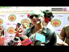 Celebs at Zoom Holi Party | Part 4 | NetSparsh ~ Entertainment Unlimited