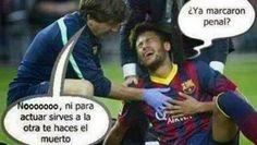 Las cargadas del Real Madrid-Barça-Copa del Rey neymar