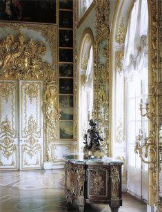 Catherine Palace, Tsarskoe Selo, Russia