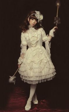 loli dress to die for.