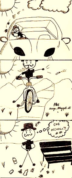 Io dico la mia: Vignette