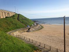 Tynemouth king Edwards bay beach 27 th may 7.45 am 2015 www.tynemouthwebcam.com