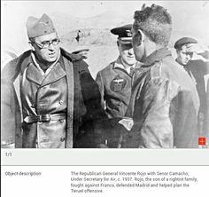 1937 el General Vicente Rojo