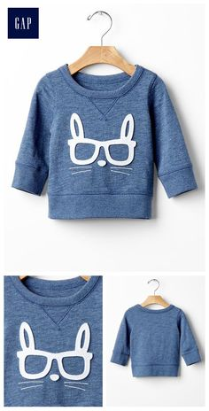 Bunny face sweatshirt-found the perfect shirt for Henry& bday Sweat Shirt, Easter Shirts For Boys, Spring T Shirts, Bunny Face, Pullover, Cute Shirts, Boy Outfits, Easter Decor, Easter Ideas
