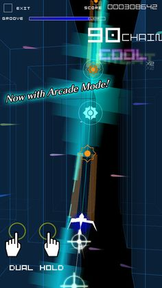 Groove Coaster 2 Original Style by TAITO Corporation