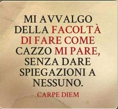 Vaccata Verona, Great Quotes, Inspirational Quotes, Funny Phrases, More Than Words, My Mood, Prompts, Like Me, Wisdom