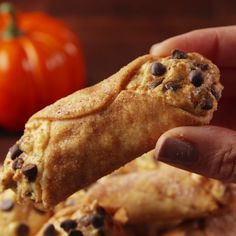 The easiest homemade cannoli! #food #pastryporn #recipe #easyrecipe #holiday #diy #home #triedit #magazine #instagood