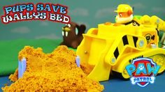 PAW PATROL Digs Out Wallys Bed Adventure