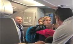 Flight Attendant Erupts Into Wild Fight With Passenger; Video Viral In Seconds