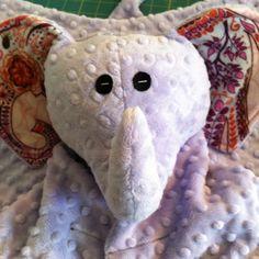 Custom elephant , turned out really cute :)