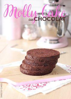 Gâteau molly cake au chocolat