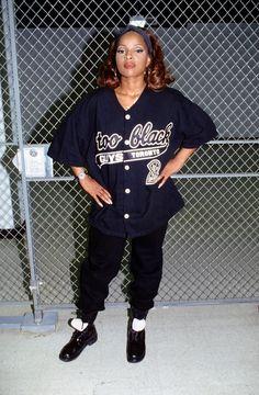 Mary J. Blige 80's 90's