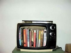 TV Off - Books On