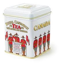 Royal Canadian Tea Tin