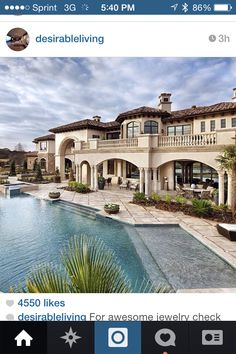 Love this one! I would totally raise my family here!