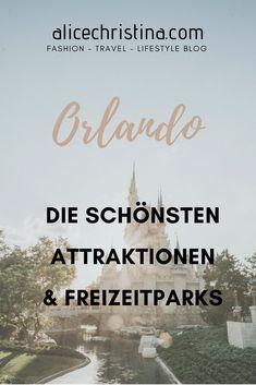 Florida Rundreise: Freizeitparks und Attraktionen in Orlando Road Trip Florida, Florida Usa, Florida Keys, Orlando, Travel Usa, Miami, Explore, World, Zoo Park