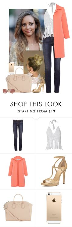 """""""Jade Thirlwall, LM #16"""" by ambere3love34 ❤ liked on Polyvore featuring Tory Burch, D.Exterior, MICHAEL Michael Kors and Givenchy"""