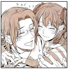 Anime Couples Manga, Cute Anime Couples, Anime Girls, D Gray Man, Grey, Lenalee Lee, Allen Walker, Pandora Hearts, Manga Illustration