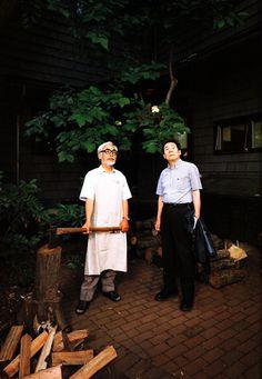 Studio Ghibli - Hayao Miyazaki and Isao Takahata