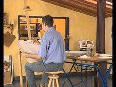 Curso practico de dibujo y pintura  acuarela,materiales y nociones basicas