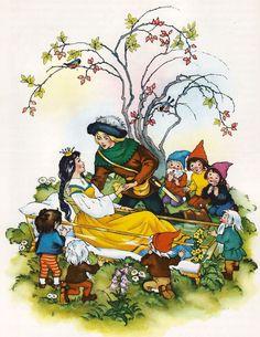 .Felicitas Kuhn-Klapschy - Snow White