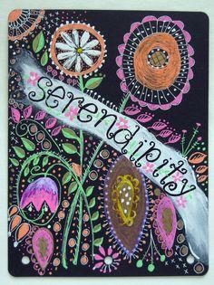 Lindsay Ostrom: serendipity... #7