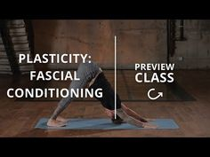 Plasticity: Fascial Conditioning with Dylan Werner - YouTube