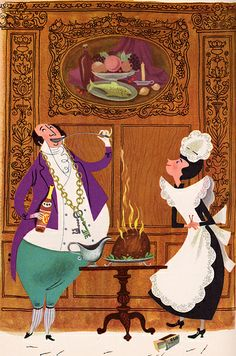 The Fireside Cook Book, illustrated by Alice and Martin Provensen