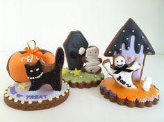 C.bonbon - 3D Halloween cookies