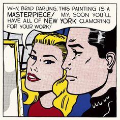 Lichtenstein: A Retrospective, London