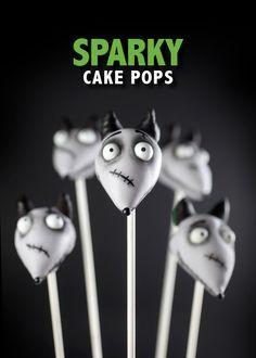 Cake pops para Samaín