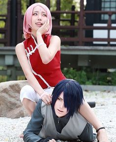 Sakura haruno and suske uchiha
