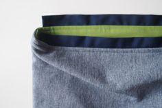 Nähanleitung für einen Turnbeutel » BERNINA Blog Baby Sewing, Sewing Tutorials, Textiles, Pants, Blog, Fashion, Cut And Color, Bags, Blue Prints