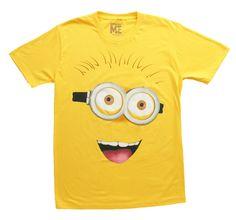 Despicable Me 2 Front Face T-Shirt
