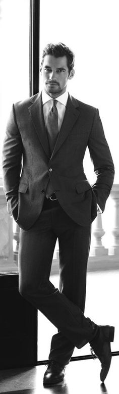 David Gandy - how the F do i not know who this is???  God, I <3 <3 <3 Pinterest