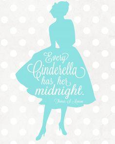Free Cinderella Printable via Lolly Jane |