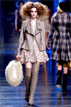 """Défilé """"DIOR"""" Fashion Show 2010/2011"""