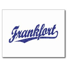 ==>>Big Save on          	Frankfort script logo in blue distressed postcards           	Frankfort script logo in blue distressed postcards This site is will advise you where to buyThis Deals          	Frankfort script logo in blue distressed postcards Review on the This website by click the bu...Cleck Hot Deals >>> http://www.zazzle.com/frankfort_script_logo_in_blue_distressed_postcards-239417125751457877?rf=238627982471231924&zbar=1&tc=terrest