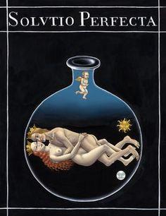 Sin duda! Contemporary artists influenced by alchemy