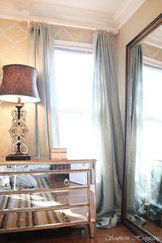 Superb Glam Master Bedroom Source List
