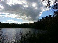 het kleine meertje bij Sint Nicolaasga