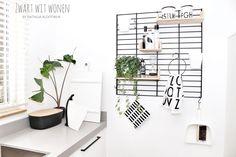 5 manieren om een wandrek in de keuken te stylen - #inspiratie #koken-tafelen #interieur #homedeconl