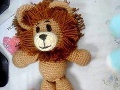 Amigurumi Leon : Canal crochet león amigurumi patrón libre amigurumi s patterns