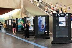 Resultado de imagem para obra de arte estação metro sp