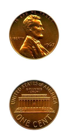 David Lawrence Rare Coins has this item on Collectors Corner - 1967 1C SMS…