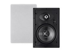 Monoprice Alpha In Wall Speakers 65 Inch Carbon Fiber 2way pair  113618 >>> Find out more about the great product at the image link.Note:It is affiliate link to Amazon.