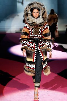 Dsquared² - Fall 2015 Ready-to-Wear - Look 15 of 32