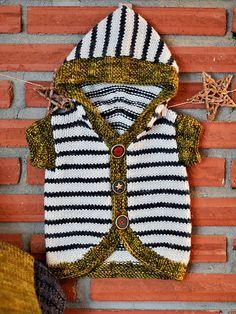 Ravelry: Little Storyteller Hoodie pattern by Carina Spencer